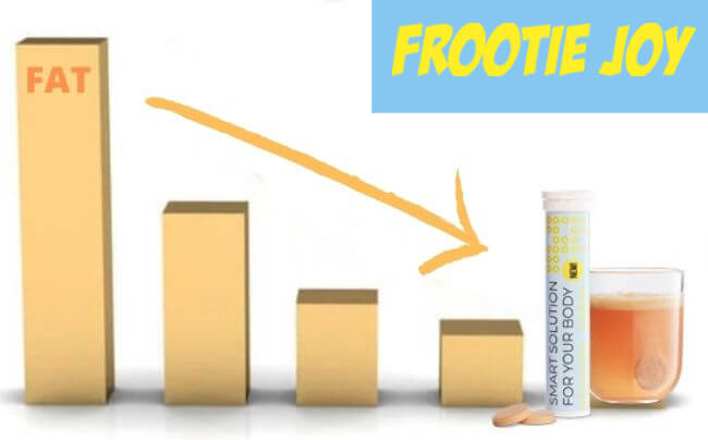 lose weight with Frootie Joy
